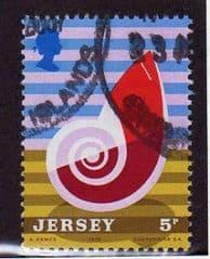 1975  5p   'TOURISM'   FINE USED