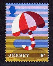 1975 8P 'JERSEY TOURISM' FINE USED
