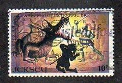 1981  10p 'EUROPA -FOLKLORE' FINE USED