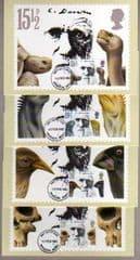 1982 DARWIN P.H.Q CARDS,'WINDSOR' USED