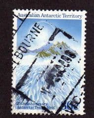 1984 36c 'ANTARCTIC SCENES'  GOOD USED
