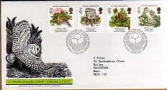 1986 SPECIES AT RISK FDC