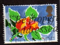 1989 19P 'GREETINGS '(SHORT PERFS) FINE USED