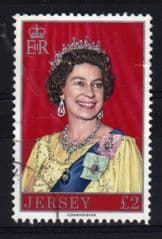 1989 £2.00 ' QUEEN ELIZABETH II' FINE USED*