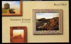 1989 £6.04 'NORTHERN IRELAND' PRESTIGE BOOKLET (DX16)