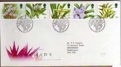 1993 ORCHIDS F.D.C