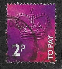 1994 2P 'TO PAYS'  FINE USED