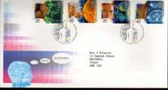 1994 DISCOVERIES FDC