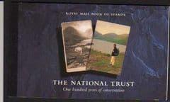 1995 (DX17) NAT. TRUST PRESTIGE BOOKLET