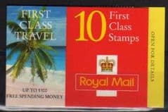 1997 10X 1st 'FIRST CLASS TRAVEL' HD43