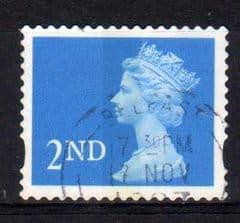 1997 2ND(S/A) BRIGHT BLUE MACHIN  FINE USED