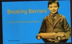 1998 (DX21) BREAKING BARRIERS PRESTIGE BOOKLET