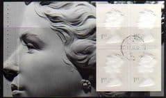 1999 1ST 'GREY' EMBOSSED'(BKLT PANE) FINE USED