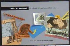 1999 (DX23) WORLD CHANGERS PRESTIGE BOOKLET