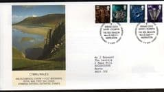 1999 WALES DEFINITIVE ISSUE' CARDIFF PMK FDC