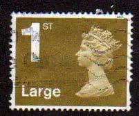 1ST  LARGE 'GOLD'  FINE USED