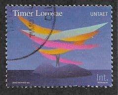 2000 (INT) TIMOR LOROSAE - UNTAET' FINE USED