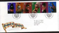2001 'PUPPETS-PUNCH AND JUDY'