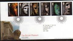 2003 'BRITISH MUSUEM' BUREAU PMK