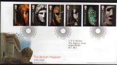 2003 'BRITISH MUSUEM' FDC