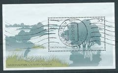 2003 ' ODERTAL NATIONAL PARK' M/S (POSTALLY USED)  FINE USED*