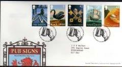 2003 'PUB SIGNS' FDC