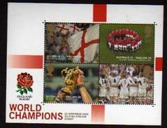 2003 U/M' RUGBY WORLD CHAMPIONS' M/S