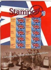 2004 AUTUMN STAMPEX 'PTS'