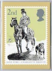 2005 (SET)'CHARLOTTE BRONTE'(273)  (7 CARDS) UNOPENED PACK