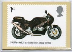 2005 (SET)'MOTORCYCLES'(277)  (6 CARDS) UNOPENED PACK