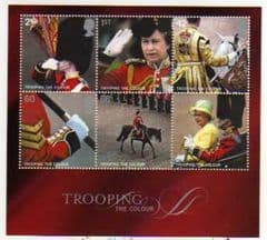 2005 U/M 'TROOPING THE COLOUR' M/S