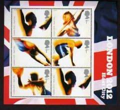 2005 U/M' OLYMPICS HOST CITY 2012'M/S