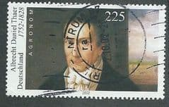 2006 €2.25 'A.D. THAER' FINE USED*