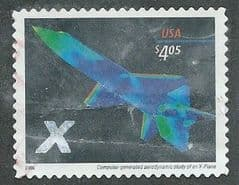 2006 $4.05 (S/A) 'X PLANES' FINE USED*