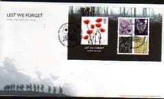 2006 'LEST WE FORGET' (THE WESTERN FRONT ASSOC-STOCKPORT)