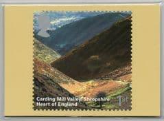 2006 (SET) ' A BRITISH JOURNEY -ENGLAND'(283)  (10 CARDS) UNOPENED PACK