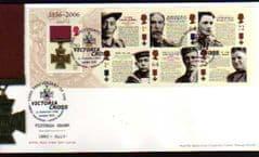 2006 'VICTORIA CROSS M/S(GBFDC , VICTORIA SQUARE, PMK)