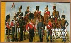 2007 BRITISH ARMY UNIFORM PRESTIGE BOOKLET