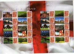2007 'GLORIOUS ENGLAND' LS38