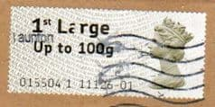 2008 1ST LARGE  'POST & GO' (BATH)  FINE USED