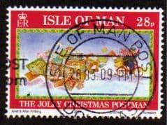 2008 28P 'CHRISTMAS' FINE USED