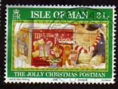 2008 31P 'CHRISTMAS' FINE USED