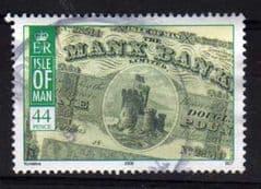 2008 44P 'MANX BANK' FINE USED