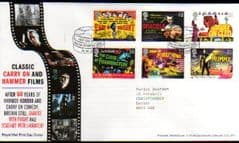 2008 'CLASSIC FILMS' (BRAY PMK ) F.D.C