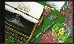 2008  JAMES BOND 007 PRESTIGE BOOKLET (DX41)