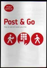 2008 'POST & GO' LEAFLET (PL3586 Aug 08)