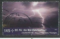 2009 145c+ 55 'WELFARE CHARITY - WEATHER EXTREMES'  FINE USED*