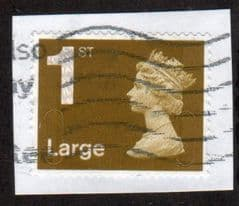 2009 1ST LARGE 'SECURITY MACHINS' FINE USED