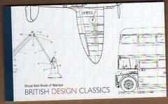 2009 'BRITISH DESIGN CLASSICS' (DX44)