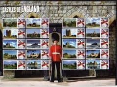 2009 'CASTLES OF ENGLAND' LS59